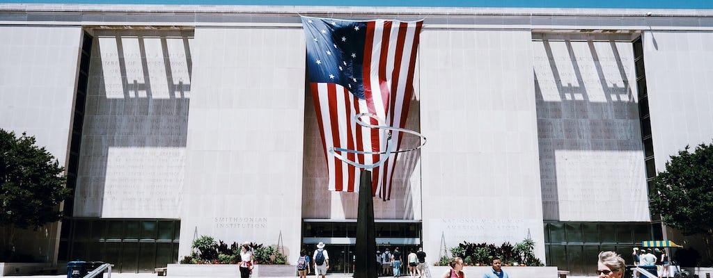 Частный и Полу-Частный Национальный музей Смитсоновского института Американской истории Тур