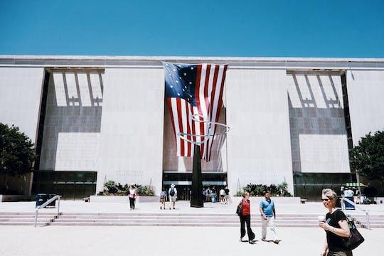 Tour del Museo Nazionale Smithsonian di Storia Americana privato e semi-privato