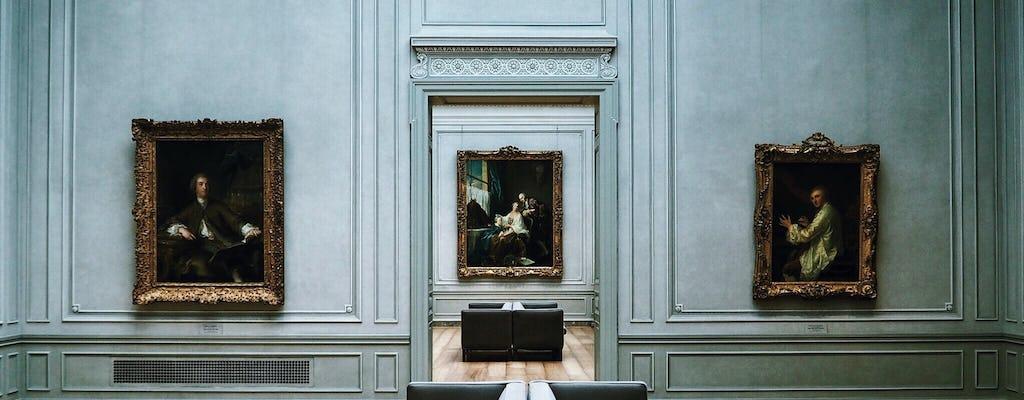 Excursão a DC National Gallery of Art Museum Privado e Semi-Privado