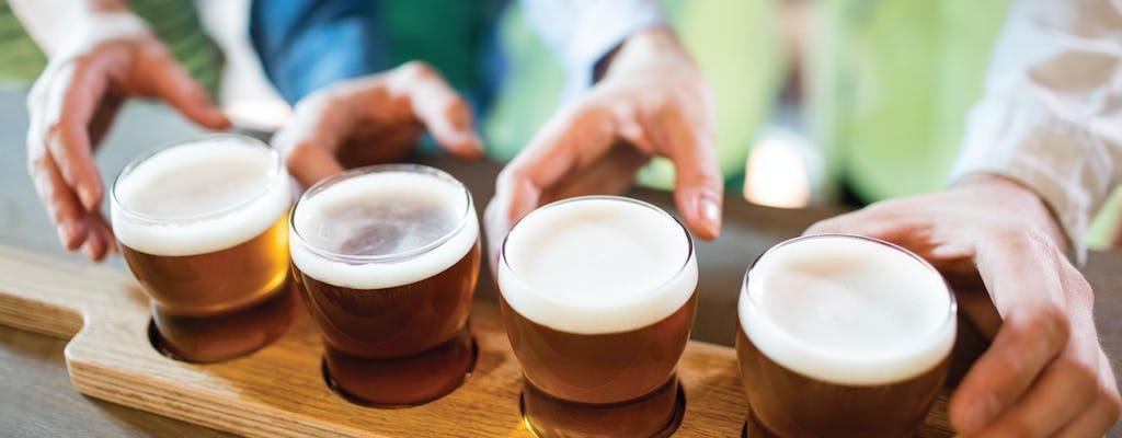 Tour de la cervecería artesanal de San Diego