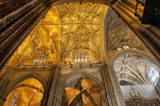Excursão guiada privada em Barrio de Santa Cruz e Catedral de Sevilha