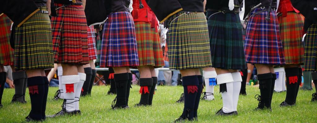 The Royal Braemar Highland Gathering Games