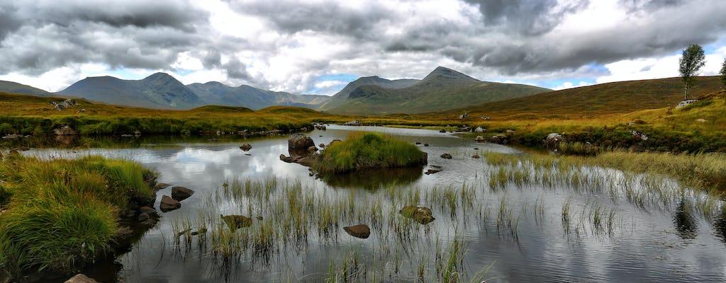 Wycieczka nad Loch Ness i po regionie Highlands