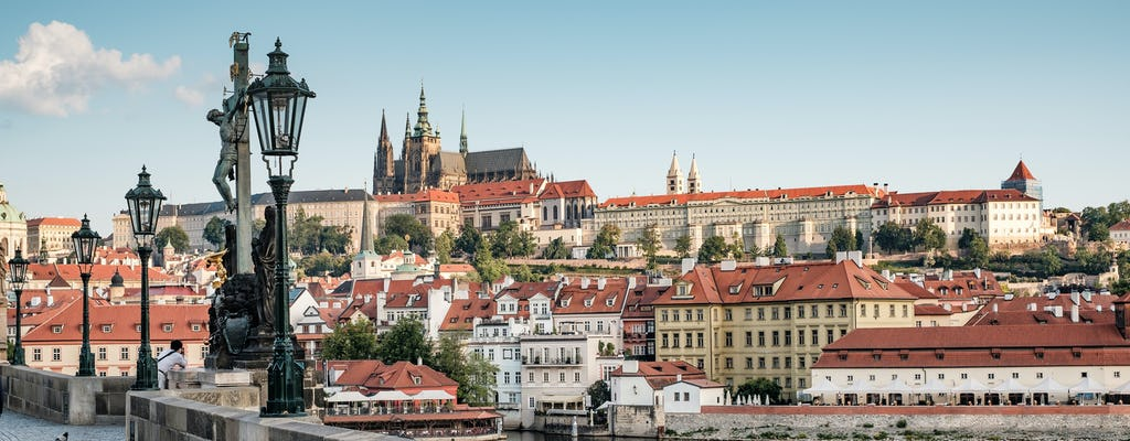 Prague Castle skip-the-line tickets