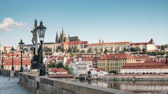 Entradas sin colas para el Castillo de Praga