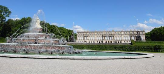 Excursion d'une journée au palais Herrenchiemsee de Munich