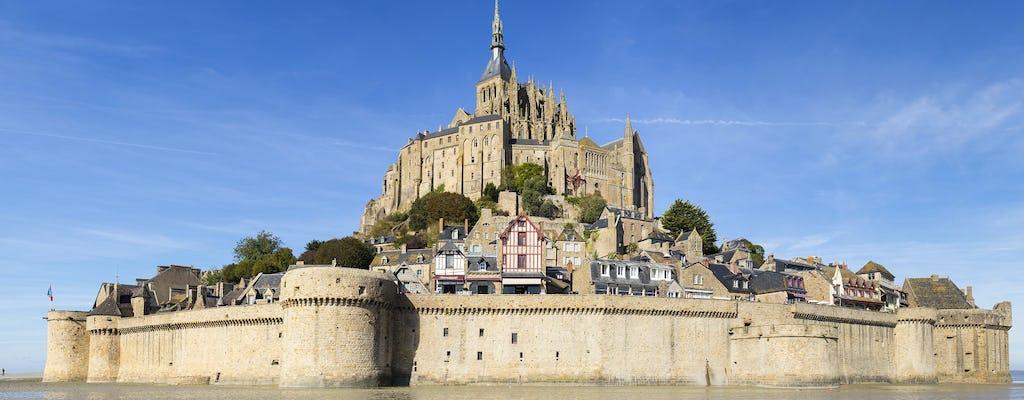 Gita di un giorno a Mont-Saint-Michel da Parigi con treno ad alta velocità