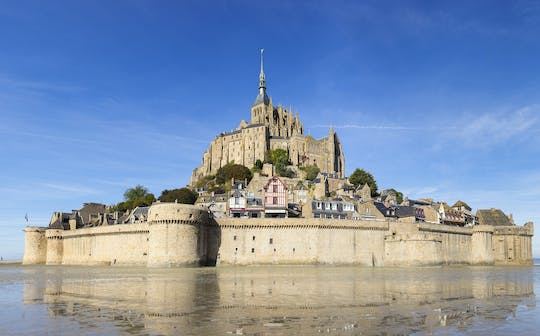Day trip to Mont-Saint-Michel from Paris by speed train