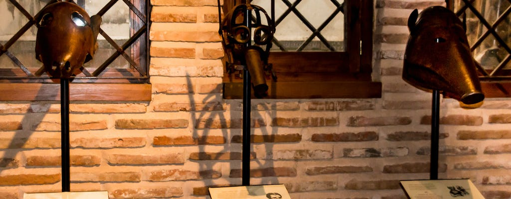 The Holy Inquisition guided tour in Toledo