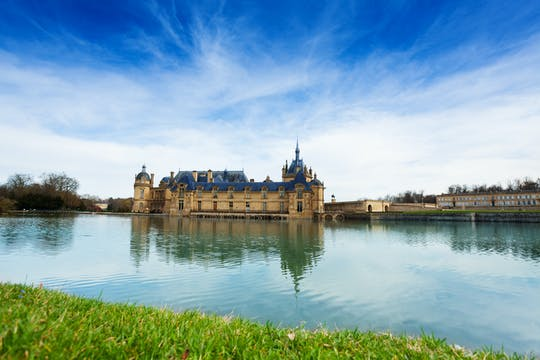 Private excursion to Chantilly  from your hotel in Paris