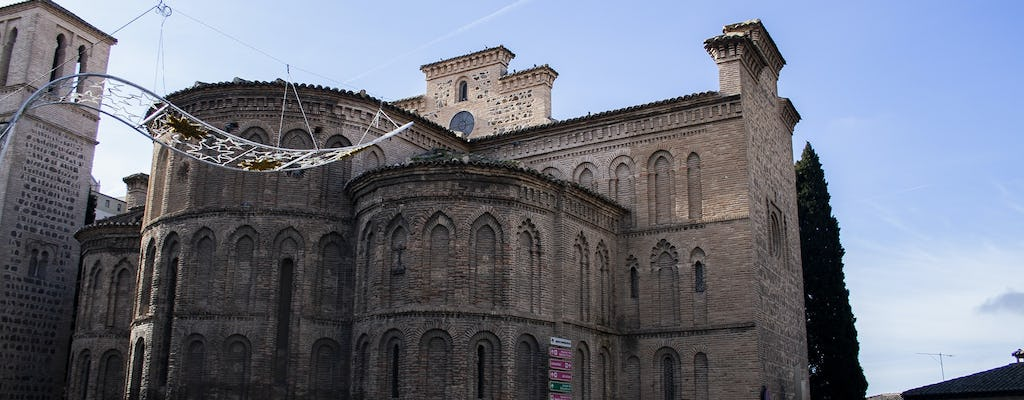 Toledo city of legends guided tour