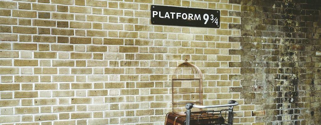 Recorrido privado de lugares de Harry Potter en Londres