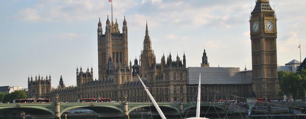 Частным водителем на полдня экскурсия по Лондону