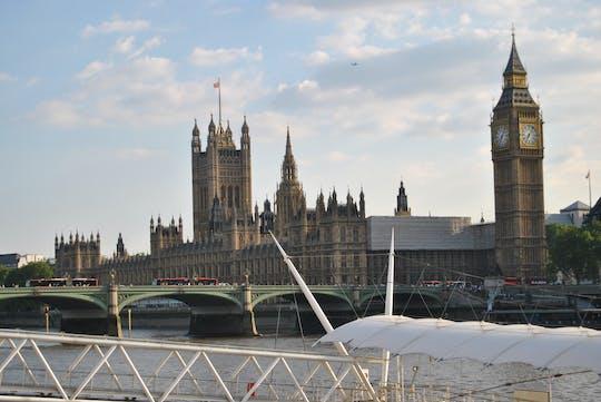 Tour privado de medio día por Londres con chofer