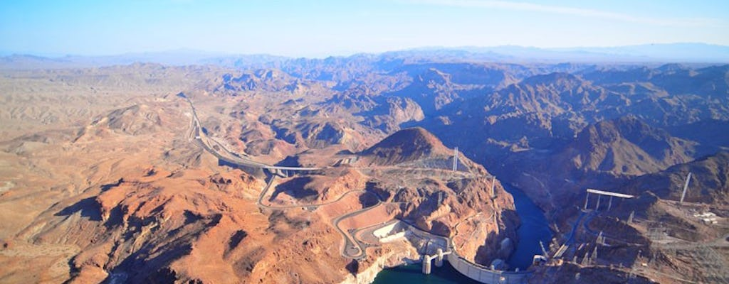 Soaring Eagle Grand Canyon airplane tour from South Las Vegas