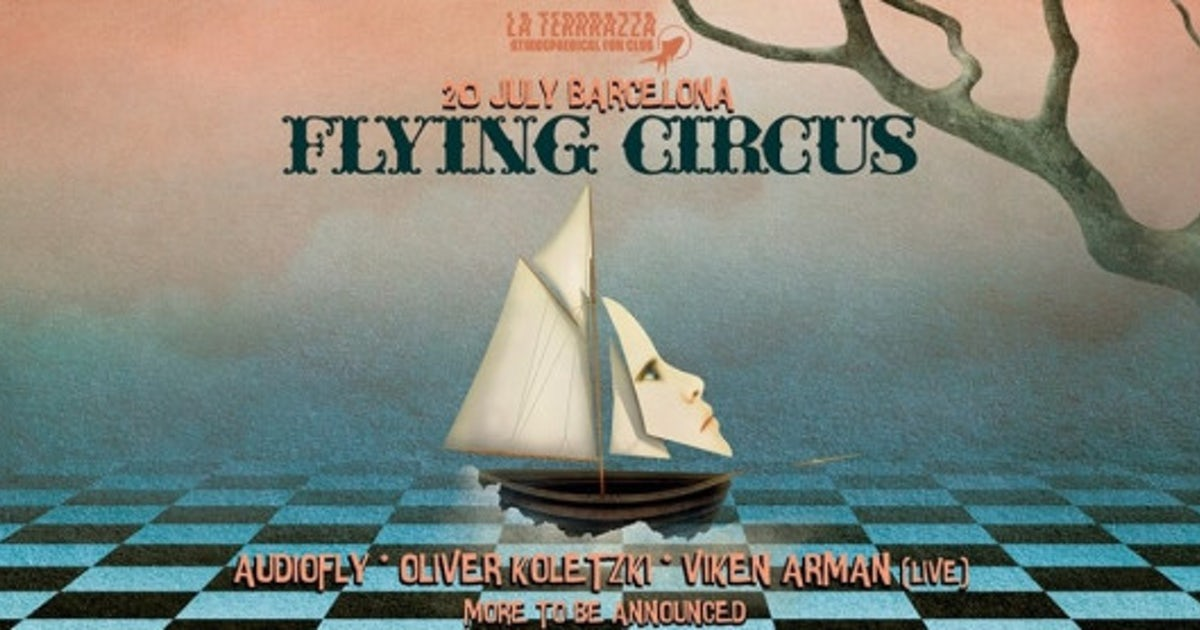 Flying Circus Off Week July 2019 Night Party