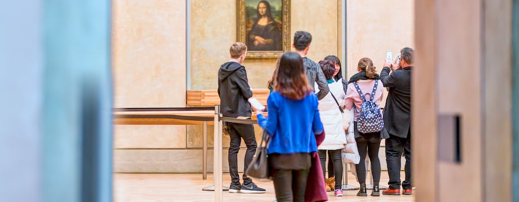 Private tour of the Louvre Museum