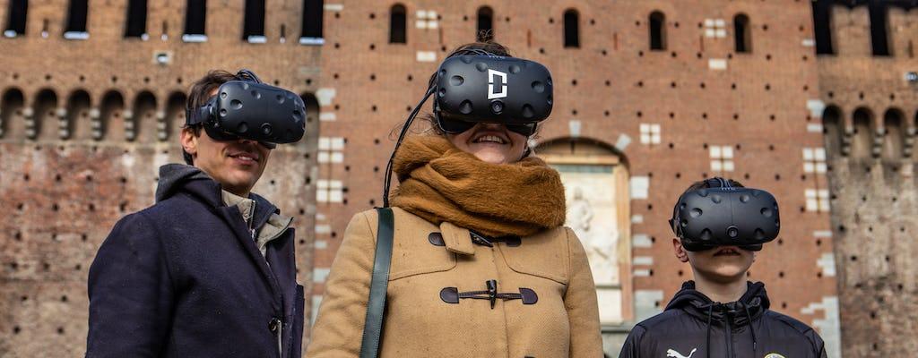 Sforza Castle Virtual Reality Experience