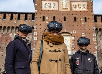 Sforza Castle Virtual Reality Experience