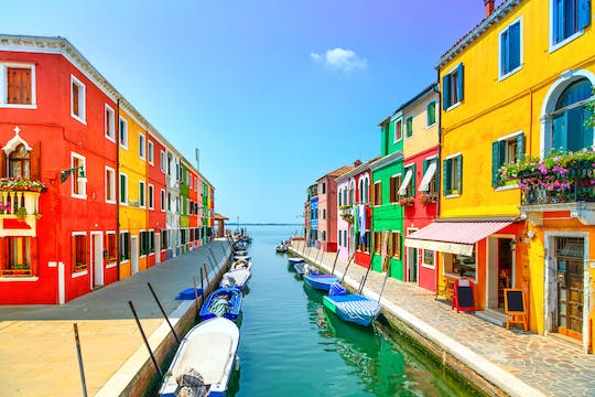 Murano, Burano and Torcello day trip
