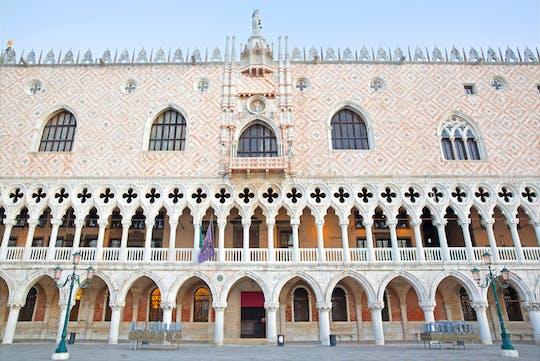 Tour do Palácio do Doge com itinerários secretos
