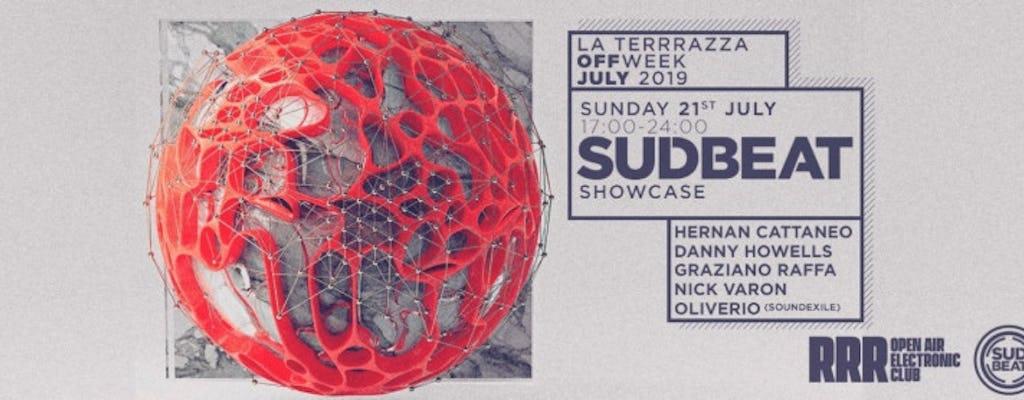 Sudbeat Showcase Day Party | La Terrrazza Off Week July 2019