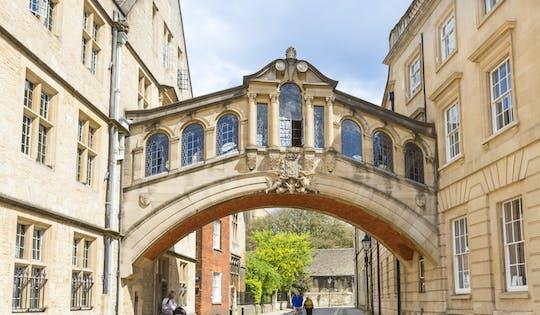 Privéwandeltocht door Oxford