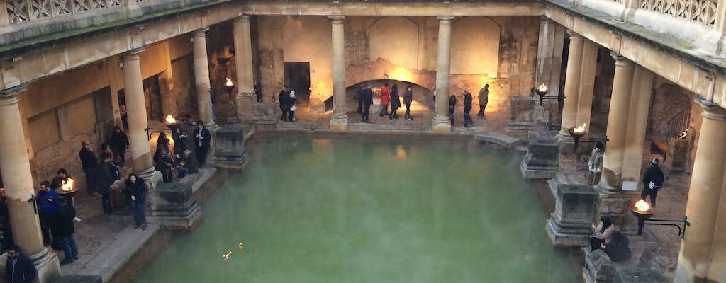 Excursão privada de Stonehenge e Bath saindo de Londres