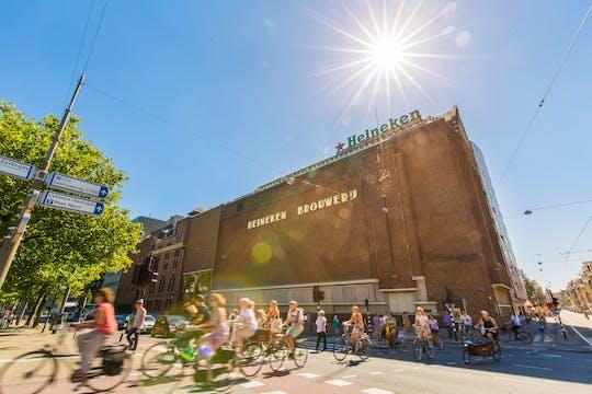 Entrada para a Heineken Experience e cruzeiro pelos canais