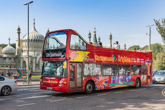 Hop-On Hop-Off Brighton 1 or 2 day pass