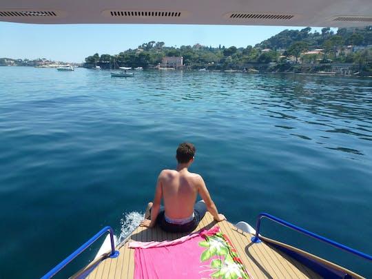 Croisière romantique pour deux sur la Côte d'Azur