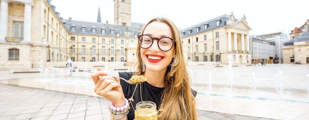 Excursão gastronômica de 2 horas em Dijon