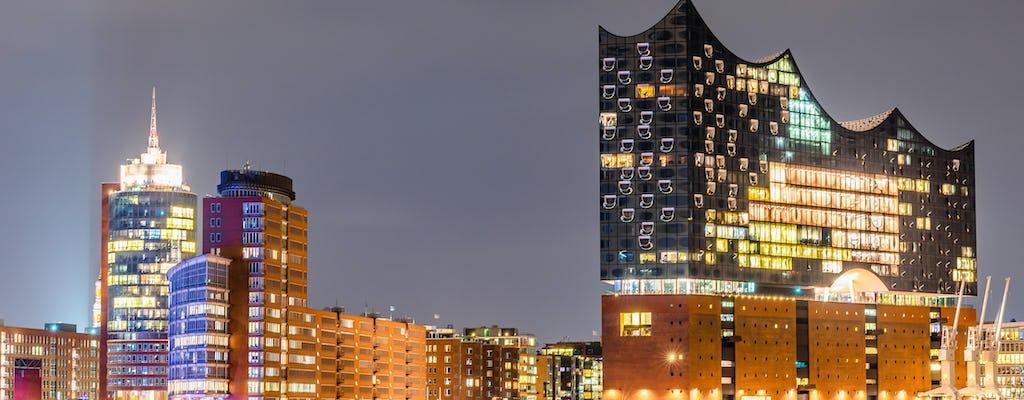 """Crociera serale nel porto di Amburgo """"Rainer Abicht Elbreederei"""""""