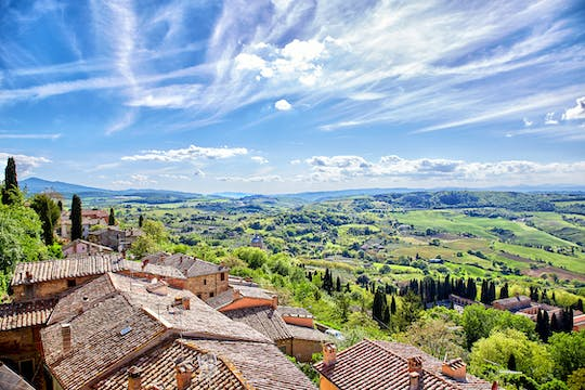 Montepulciano full-day wine tour with lunch