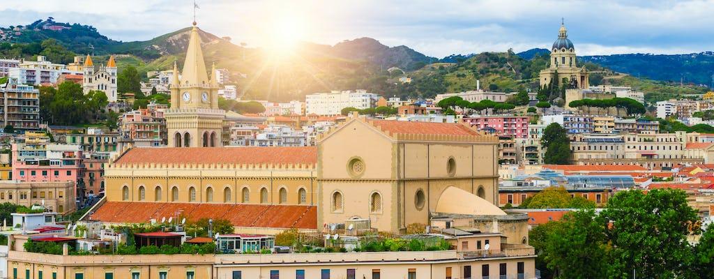 Tour a pé de duas horas em Messina