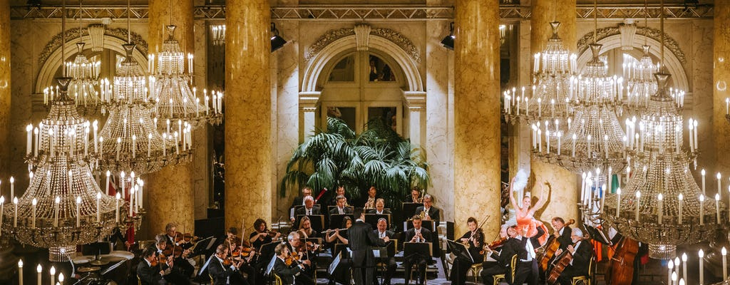 Vienna Hofburg Orchestra: Mozart and Strauss concert tickets