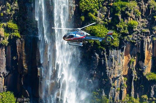 50-минутный полет на вертолете Кауаи Эксплорер