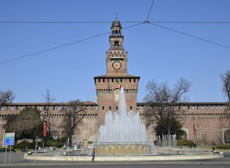 Sforza Castle and Museum Guided Tour