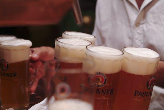 Visite de la brasserie et de la Hofbräuhaus à Munich