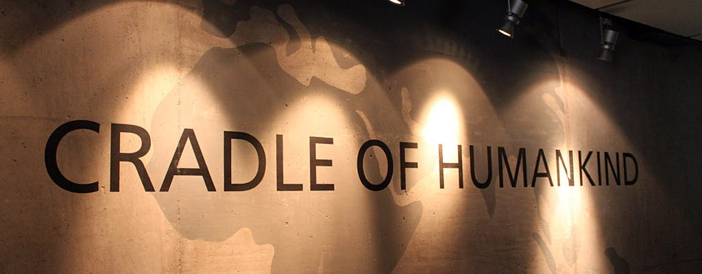 Cradle of Humankind shared or private half-day tour