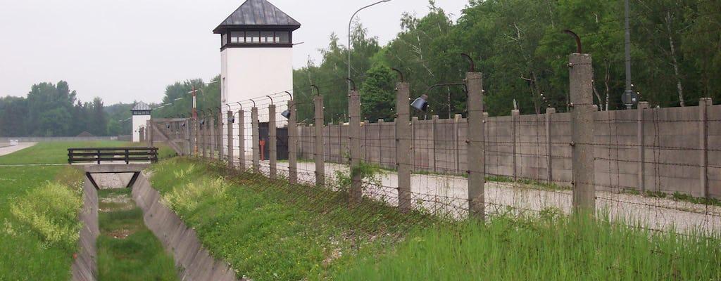 Dachau visite mémorial (camp de concentration)