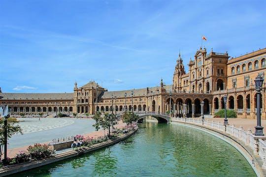 Excursão a pé em grupo em Sevilha