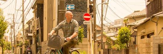 Recorrido en bicicleta y comida por el lado oeste de Tokio