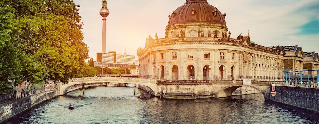 Best of Berlin bus and boat combo package