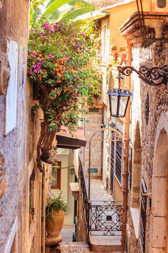 Etna and Taormina tour from Messina