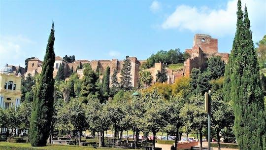 Tour a piedi del gruppo di Malaga