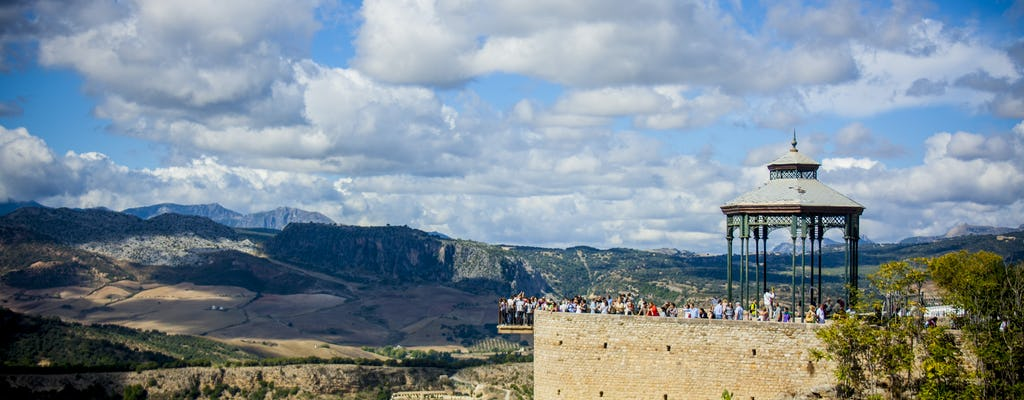 Ronda całodniowa wycieczka z Granady