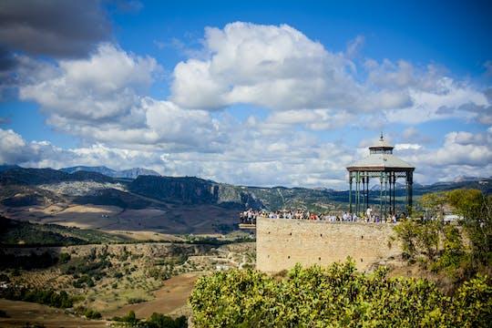 Gita di un giorno a Ronda da Granada