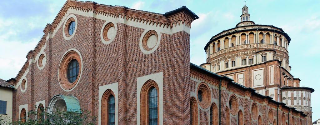 Visita guiada ao Codex Atlanticus e Pinacoteca Ambrosiana de Leonardo da Vinci