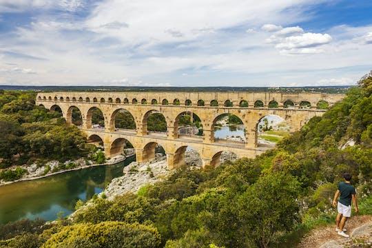 Entrance tickets for the Pont du Gard